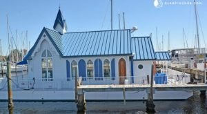 We Dare You To Stay In This Unique Florida Floating Chapel And Not Absolutely Love It