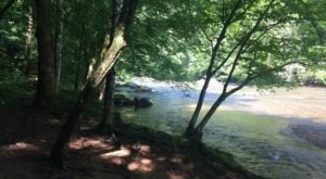 The Magical River Hike In North Carolina That Has A  Little Of Everything