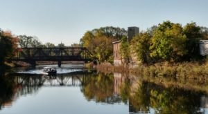 This Fall Foliage Cruise In Rhode Island Is The Perfect Way To Embrace The Season