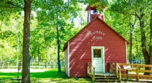 A Visit To This Charming Historical Village In Oklahoma Will Take You Back In Time