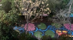 Not Many People Know About This Whimsical Fairyland Tucked Away In Austin