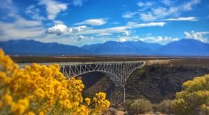 The Remarkable Bridge In New Mexico That Everyone Should Visit At Least Once
