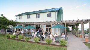 The Old Farm In New York That's A Restaurant, Market, And Winery All In One