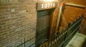 The Secret Door That Takes You To The Best Little Italian Restaurant In Ohio