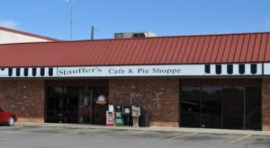 The Pies At Stauffer's Cafe & Pie Shop In Nebraska Will Blow Your Taste Buds Away