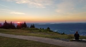Take An Unforgettable Drive To The Top Of Massachusetts' Highest Mountain