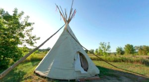 Spend The Night Under A Tipi At This Unique Minnesota Campground