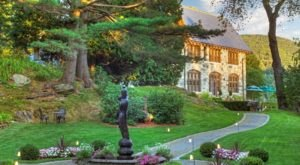 This Historic Mountain Lodge In Vermont May Be Your New Favorite Hideout
