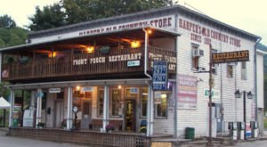 Take A Road Trip To Harper's Old Country Store, A Nostalgic Shop In West Virginia That's Surrounded By Beauty