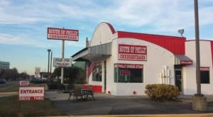 The Best Philly Cheesesteaks Can Be Found At This One Amazing Restaurant In Louisiana