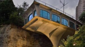 The Incredible Cliffside Restaurant In Ohio That Will Make Your Stomach Drop