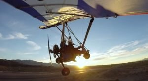 Take A Trike Flight High Above New Mexico For An Incredible Experience