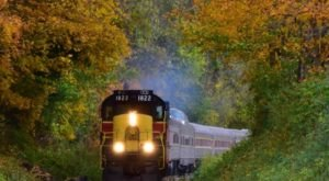 This 3-Hour Train Ride Is The Most Relaxing Way To Enjoy Ohio Scenery