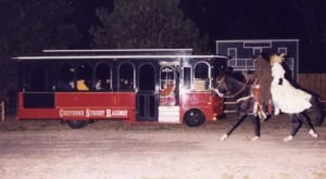 This Haunted Trolley In Wyoming Will Take You Somewhere Absolutely Terrifying