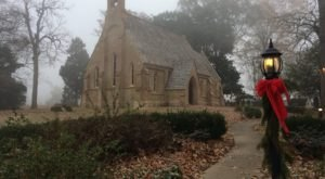 The Mississippi Chapel That's As Haunted As It Is Historic
