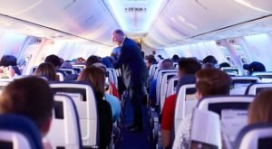 The Surprising Thing You Might Find On Your Next Plane Ride