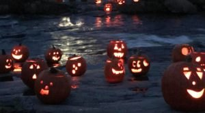 There's A Glowing Pumpkin Trail Coming To New Hampshire And It'll Make Your Fall Magical
