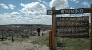 The Mysterious Hidden Gem Attraction In Wyoming You Never Even Knew Existed