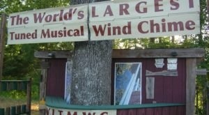 The World's Largest Windchimes Are Right Here In Arkansas And They're Amazing