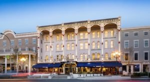 This Historic Hotel In Upstate New York Is Truly A Sight To See