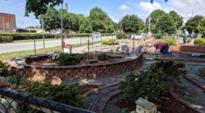 Few People Know About This Incredible Garden Railroad Right Here In North Carolina