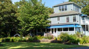Steal Away To This Charming Delaware Bed And Breakfast Hidden On A Nature Preserve