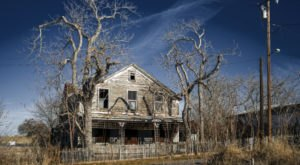 The Most Haunted Ghost Town In Northern California Will Send You Running For The Hills
