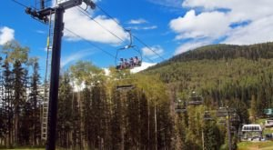 The Ski Hill In New Mexico That Transforms Into A Colorful Wonderland Every Fall