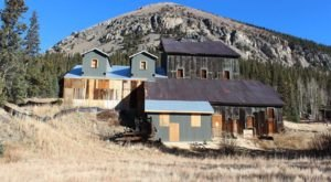 This Incredible Old Colorado Mill Is Perfect For Your Next Day Trip