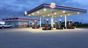 6 Unique Gas Stations In Iowa That Are Way More Than A Place To Fuel Up
