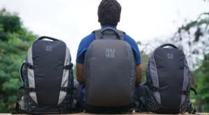 The TSA Compatible Backpacks That Can Give Travelers A Massage