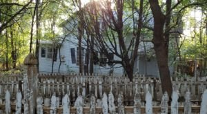 Take A Walk Of Terror Through This Haunted Forest In Nebraska