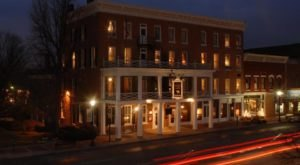 You'll Never Forget Your Visit To The Most Haunted Restaurant In Cincinnati