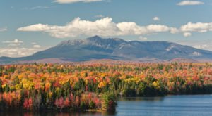 This 2-Hour Drive Through Maine Is The Best Way To See This Year's Fall Colors