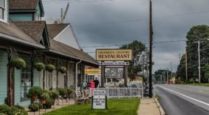 This All-You-Can-Eat Amish Buffet In Pennsylvania Is What Dreams Are Made Of