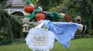 Get In The Halloween Spirit With A Visit To This Scarecrow Village In Pennsylvania
