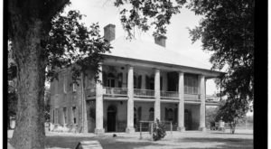 The Most Intriguing Plantation In Louisiana Has A Chilling History