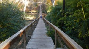 The Beautiful Bridge Hike In Texas That Will Completely Mesmerize You