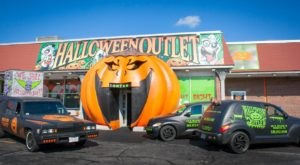 The Epic Halloween Store In Massachusetts That Gets Better Year After Year