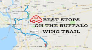 7 Stops Everyone Must Make Along Buffalo's Wing Trail
