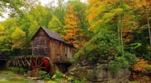 A Trip To This Charming, Working Mill In West Virginia Is Unforgettable