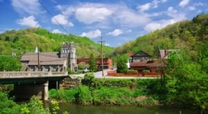 This Charming West Virginia Town Was Once Home To The Highest Number Of Millionaires In The Country