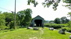Massachusetts Has A Real U.F.O. Park And The Story Behind It Is Unbelievable