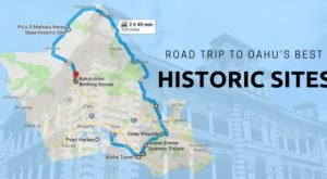This Road Trip Takes You To The Most Fascinating Historical Sites In All Of Hawaii
