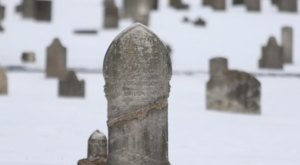 You Might Just Spot A Ghost At The Oldest Cemetery In Nashville