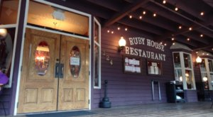 Dining At This South Dakota Restaurant Is Like Stepping Into A Time Machine