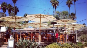 The Beach-Themed Restaurant In Southern California Where It Feels Like Summer All Year Long