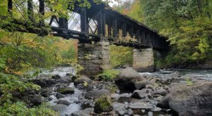 The Remarkable Bridge In New Hampshire That Everyone Should Visit At Least Once