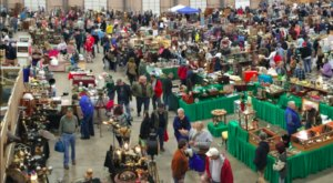 The World's Largest Indoor Antique Show Is Held Right Here In Georgia & It Is A Must