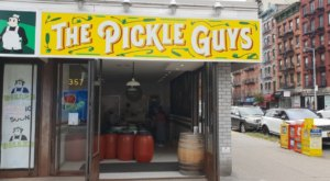 One Trip To This Pickle Themed Restaurant In New York And You'll Relish It Forever